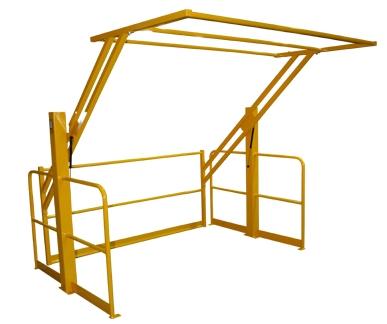 bariera pentru platforme