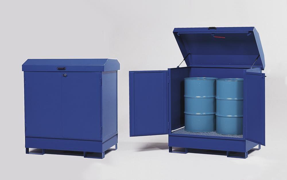 Container pentru depozitare butoaie