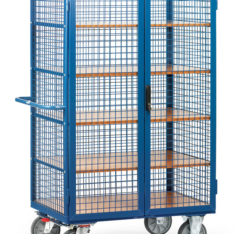 roll container roll cage