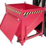 Container pentru deseuri gravitational