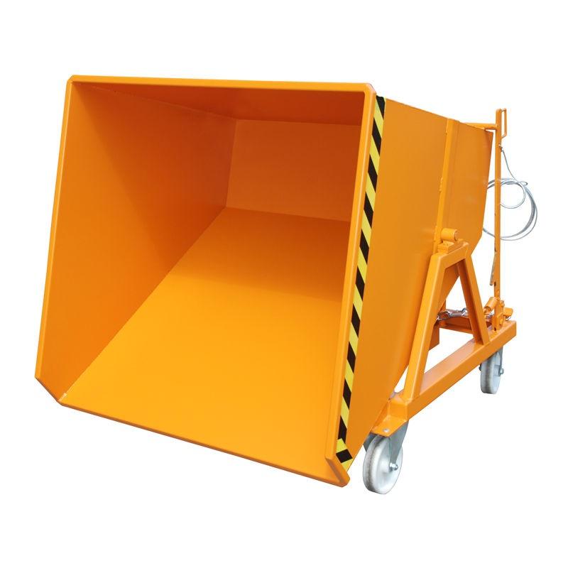 container basculabil cu roti