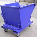 container basculabil deseuri metaice a021