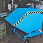 container basculabil pentru deseuri span