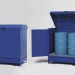 container securizat cu cuva 1