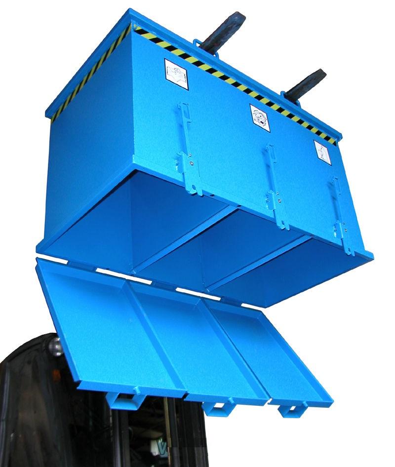 container pentru colectare selectiva