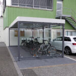 adapost parcare biciclete 2