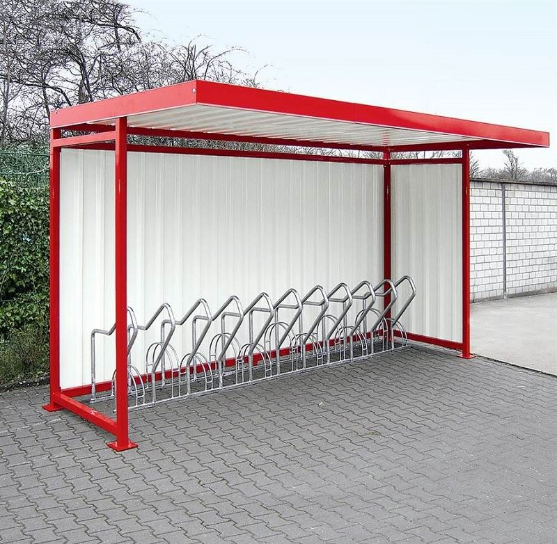 Adapost parcare biciclete